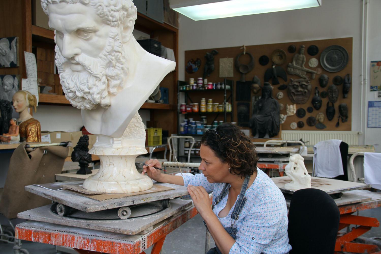 Sculptures et statues de grande taille pour la décoration d'intérieur - Idées déco d'art - Sculpture grand format