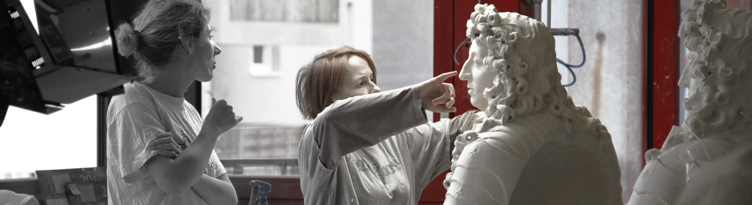 Have a custom copy of a sculpture made to order - Atelier de moulages du Louvre
