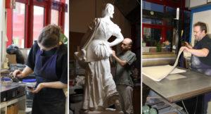 Ateliers d'art des musées nationaux