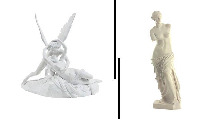 Reproduction de sculptures